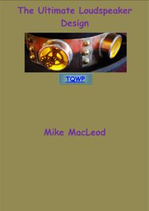 The Ultimate Loudspeaker Design La couverture du livre martien