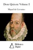 Dom Quixote Volume I Book Cover