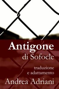 Antigone di Sofocle Book Cover