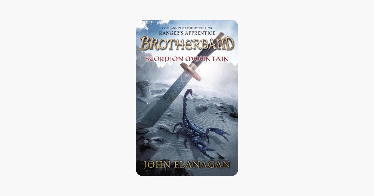 Scorpion Mountain - John Flanagan