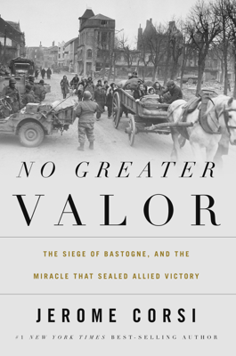No Greater Valor - Jerome R. Corsi book
