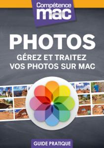 Photos - Gérez et traitez vos photos sur Mac La couverture du livre martien