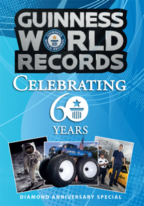 Guinness World Records - Celebrating 60 Years