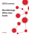Office User Guide For MicroStrategy 95