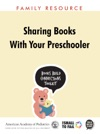 Sharing Books With Your Preschooler