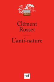 L'anti-nature