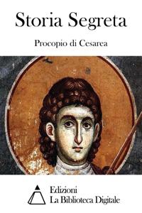 Storia Segreta Libro Cover