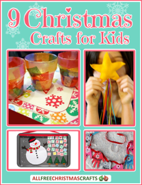 9 Christmas Crafts for Kids