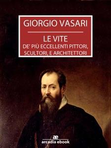 Le vite di Giorgio Vasari Copertina del libro