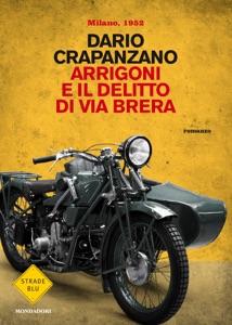Arrigoni e il delitto di via Brera Book Cover