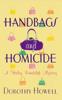 Dorothy Howell - Handbags and Homicide artwork