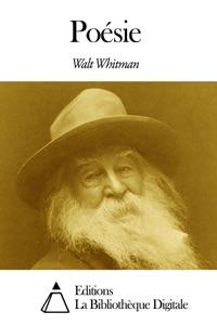 Poésie par Walt Whitman Couverture de livre