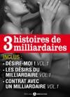 Lamour Sous Contrat Trois Histoires De Milliardaires