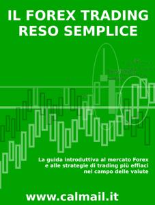 Il forex trading reso semplice. Copertina del libro