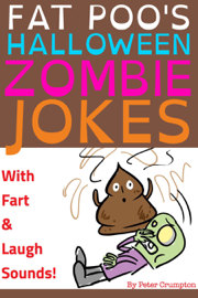Fat Poo's Halloween Zombie Jokes book