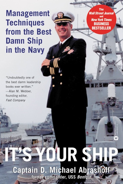 It S Your Ship By D Michael Abrashoff On Ibooks