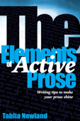 The Elements of Active Prose: Writing Tips to Make Your Prose Shine