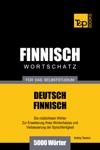 Deutsch-Finnischer Wortschatz Fr Das Selbststudium 5000 Wrter