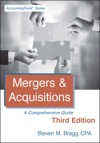 Mergers  Acquisitions Third Edition