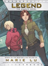Legend The Graphic Novel By Marie Lu On Apple Books