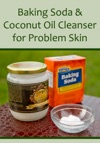 Baking Soda  Coconut Oil Cleanser For Problem Skin