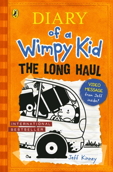 The Long Haul (Diary of a Wimpy Kid book 9) (Enhanced Edition)
