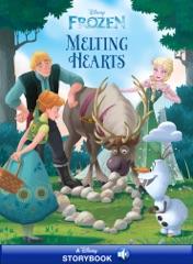 Frozen Anna & Elsa:  Melting Hearts