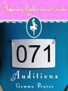 An Aspiring Ballerinas Guide To Auditions