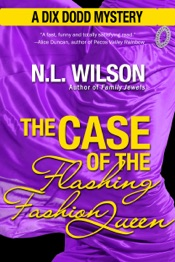 Download The Case of the Flashing Fashion Queen: A Dix Dodd Mystery