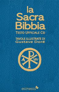 La Sacra Bibbia illustrata CEI Libro Cover