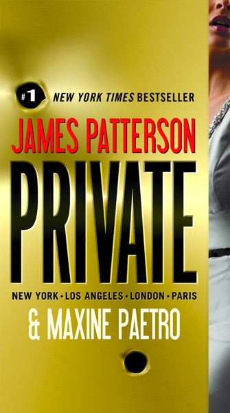 Private - James Patterson & Maxine Paetro book cover