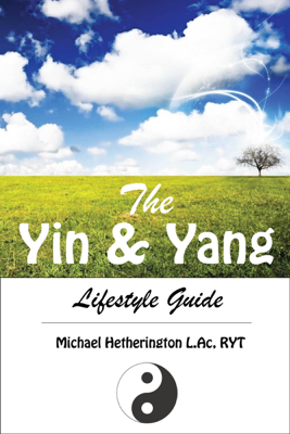 The Yin and Yang Lifestyle Guide - Michael Hetherington book