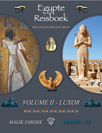 Egypte Reisboek Vol. II