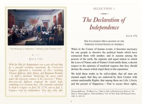 The U.S. Constitution Reader