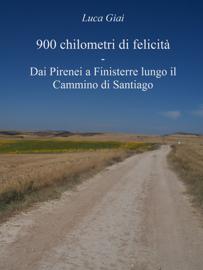 900 chilometri di felicità - dai Pirenei a Finisterre lungo il Cammino di Santiago