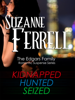 Suzanne Ferrell - The Edgars Family Romantic Suspense Series artwork