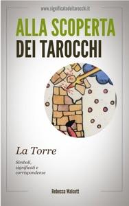 La Torre negli Arcani Maggiori dei Tarocchi Book Cover