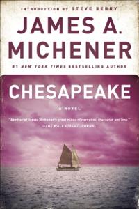 Chesapeake Book Cover