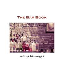 The Bar Book