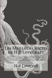 Les meilleurs récits de H.P. Lovecraft Couverture de livre