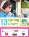 13 Spring Crafts Easter Craft Ideas Spring DIY Home Dcor And More