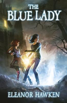 The Blue Lady - Eleanor Hawken book