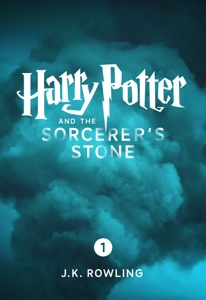 Harry Potter and the Sorcerer's Stone (Enhanced Edition) Book Cover