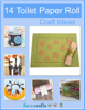 Prime Publishing - 14 Toilet Paper Roll Craft Ideas grafismos
