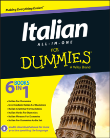 Italian All-in-One For Dummies book