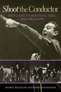 Shoot the Conductor Copertina del libro