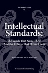The Thinkers Guide To Intellectual Standards