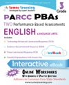PARCC Performance Based Assessment PBA Interactive Practice - Grade 3 English Language Arts