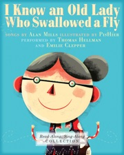 i know an old lady who swallowed a fly by alan mills rose bonne on