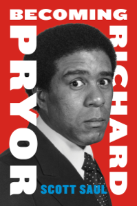 Becoming Richard Pryor Book Cover